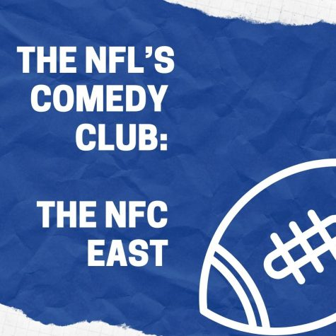 The NFL's Comedy Club: The NFC East