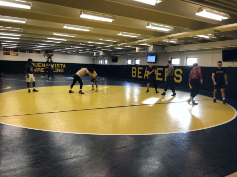 BVU Wrestling Team Anticipates Delayed Start to Season in 2021