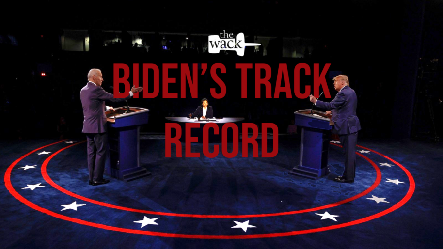 Satire: Review of Biden's Track Record