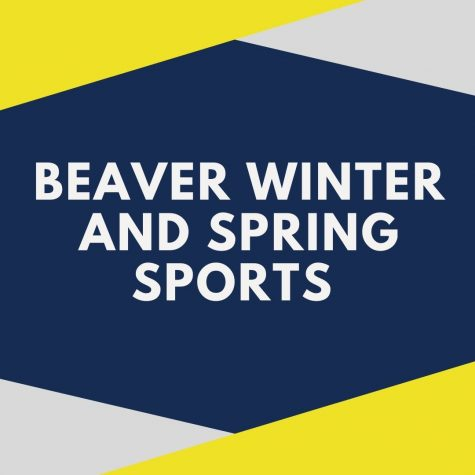 Mandated Masks and Social Distancing Alter Beaver Winter and Spring Sports Seasons