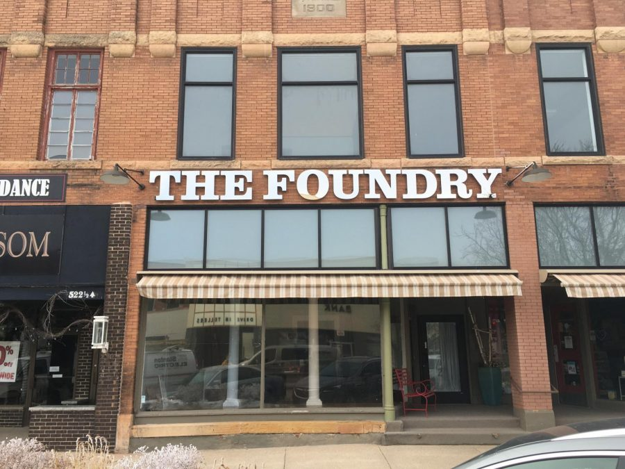 The Foundry: BVU's Lamberti Center for Rural Entrepreneurship