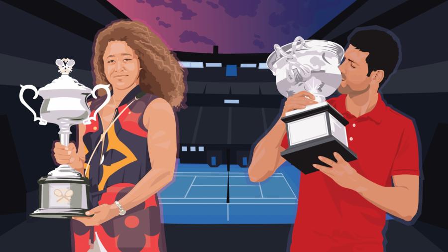 Australian Open 2021 Review