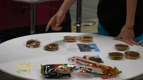 Edible Culture: Students Try Foreign Snacks