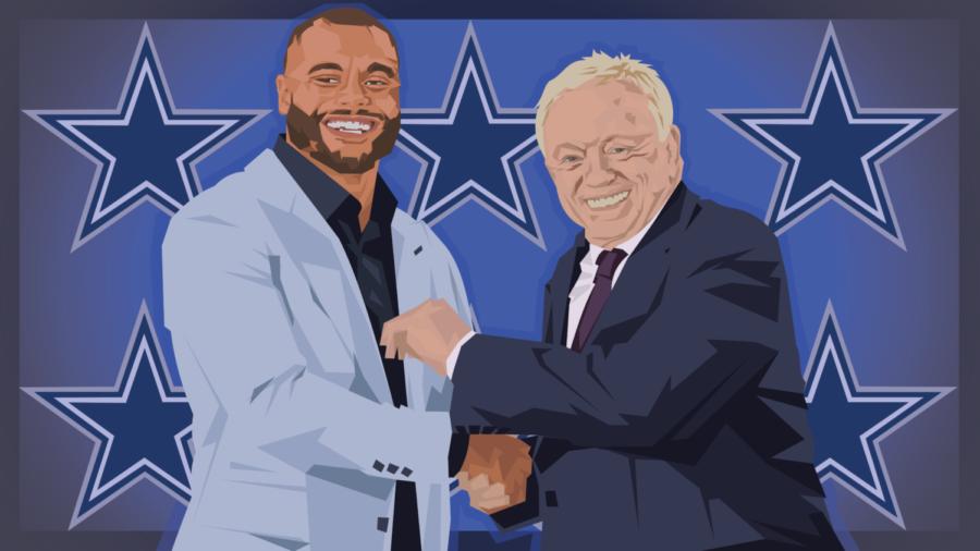 The Dallas Cowboys and Dak Prescott Strike $160 Million Deal