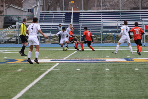 BVU Men's Soccer Offensive Heats Up While Defensive Struggles Continue