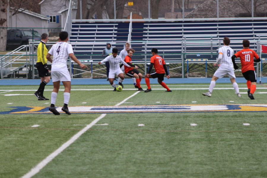 BVU+Men%E2%80%99s+Soccer+Offensive+Heats+Up+While+Defensive+Struggles+Continue