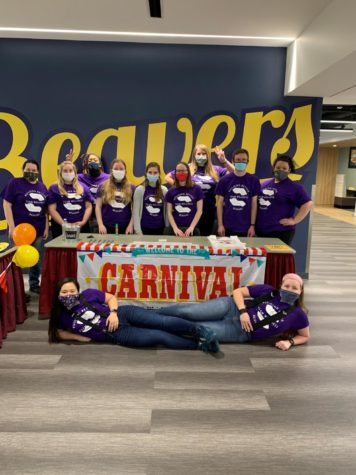 Team Wellness Carnival Teaches Alcohol and Sexual Awareness