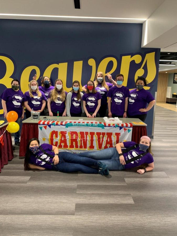 Team Wellness Alcohol Carnival