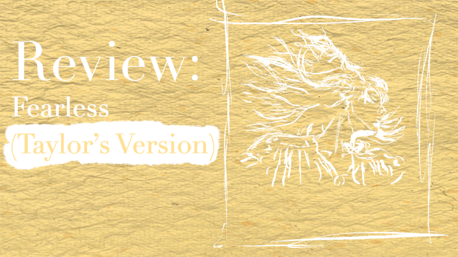 Review: Fearless (Taylor's Version)