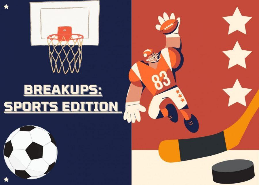 Breakups: Sports Edition