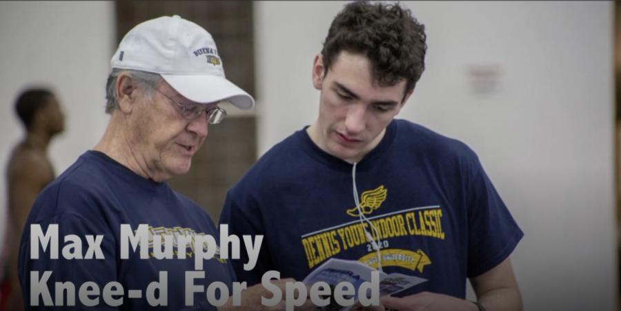 Max Murphy, Knee-d for Speed