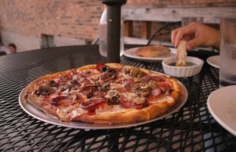 My Review on the Pizzeria, Patio 220